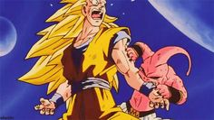 Or it Goku's case...