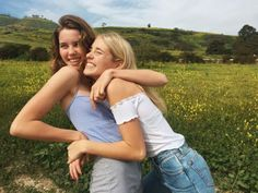 Cute Friend Pictures, Best Friend Pictures, Cute Friends, Best Friends, Tumbrl Girls, Gal Pal, Best Friend Goals, Photo Instagram, Cute Couples