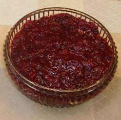 Cranberry Relish Recipe - Food.com