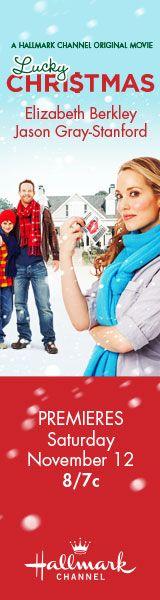 hallmark channel movies - i L-O-V-E them! especially around christmas time!