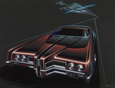 retro futuristic car - Поиск в Google