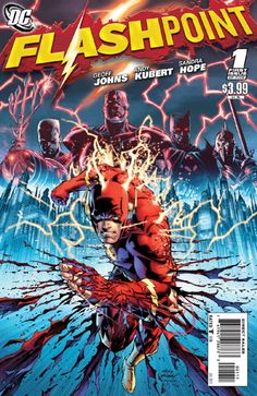 Trata sobre las aventuras que vive Barry Allen (The Flash) a causa de su enemigo Eobard Thawne (Zoom). En este caso, Zoom ha conseguido viajar en el tiempo para intentar matar a The Flash; no lo mata sino que altera el pasado para que Barry nunca consiga su supervelocidad. Esto también ha ocasionado cambios en la vida de otros heroes y villanos como: Batman, Superman... Barry deberá investigar cómo arreglar las cosas...  Uno de los mejores cómics de todos los tiempos. Por NICO PÉREZ.