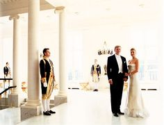 Soon to be crowned King and Queen:  Crown Prince Wilhem-Alexander And Crown Princess Maxima of the #Netherlands by Mario Testino.