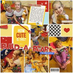 Build A Bear digital