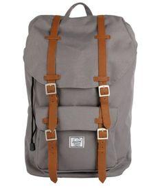 Herschel Supply Co. Little America Backpack - Grey $82.99 #herschel #littleamerica #backpack