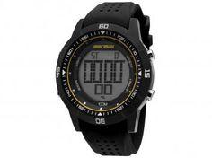 Relógio Masculino Mormaii Digital - Resistente à Água NW0851B/8P