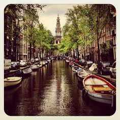 Only couple hours back and I really do miss this city.. Great food, people and atmosphere  #amsterdam #canal #city #earlybirdlove #ebstyles_gf #jj #jj_forum #dutch #river - @alanisko- #webstagram