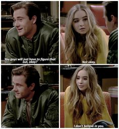 "#GirlMeetsWorld 3x01 ""Girl Meets High School: Part One"" - Thor and Maya"