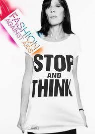 Katharine Hamnett, fashion designer and activist.  www.consciousventures.com