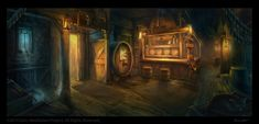 Tavern by Satibalzane.deviantart.com on @deviantART