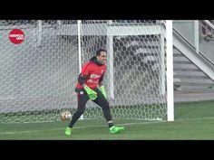 Revisa el entrenamiento de Claudio Bravo en Calama - YouTube Claudio Bravo, Bolivia, Youtube, Sports, Fo Porter, Training, Hs Sports, Excercise, Sport
