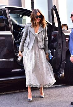 Jessica Alba Just Wore an Outfit You Can (and Should) Copy on Easter Sunday