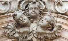 Anjos barroco