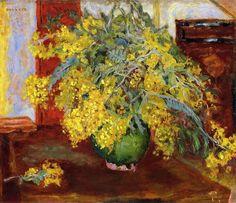 Pierre Bonnard (1867-1947) Mimosa. - 1915.