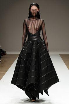 Futuristic Clothing, Shinsuke Mitsuoka    VOGUE