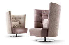 Interior Innovation Award – Selection 2015. Der Sessel Matheo von Signet. The chair Matheo from Signet.