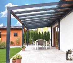 Outdoor Garden Rooms, Canopy Outdoor, Outdoor Pergola, Patio Roof Extension Ideas, Garden Ideas Ireland, Garden Canopy, Pergola With Roof, Garden Seating, Patio Design