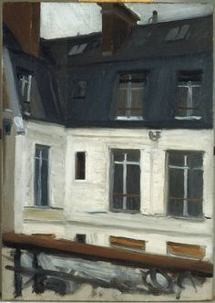 Paris, Edward Hopper