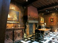16 Reasons Why Antwerp Should Be Your Next European Destination: The Rubens House: Now, This Was Livin'
