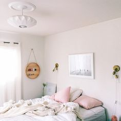 Gorgeous regram from @designlovefest featuring our nude linen pillow cases (duvet back in stock too!) www.bodieandfou.com