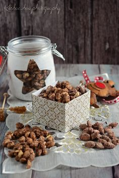 Christmas Diy, Food And Drink, Sweets, Breakfast, Candy, Caramel, Morning Coffee, Gummi Candy, Goodies