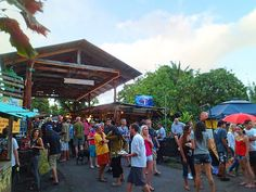 Hidden Hawaii: The night farmers market in Kalapana on the Big Island