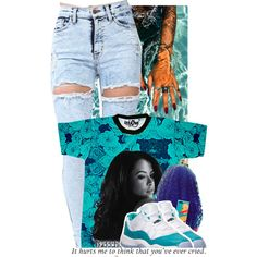 She pretty She cute She fly No.im mean, rude, stubborn, then pretty cute and fly 💁 Dope Outfits, Stylish Outfits, Aaliyah Outfits, Urban Fashion, Teen Fashion, Aaliyah Style, Fashion Killa, Polyvore Outfits, Types Of Fashion Styles