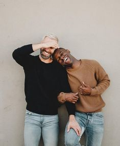 French-Canadian in Ottawa, gay & tender Lgbt Couples, Cute Gay Couples, Couple Posing, Couple Shoot, Lgbt Love, Interracial Couples, Couple Outfits, How To Pose, Man In Love