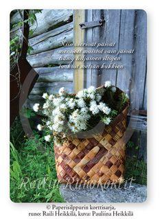 Finnish Words, Wicker Baskets, Home Decor, Decoration Home, Room Decor, Home Interior Design, Home Decoration, Woven Baskets, Interior Design
