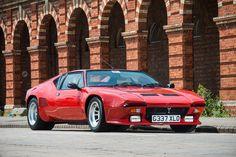 1989 DeTomaso Pantera GT5-S - Estimate (£): 100,000 - 120,000.RHD