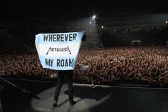 Metallica en Argentina - Dia 1