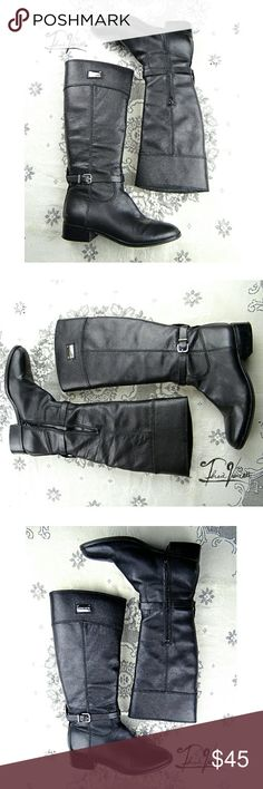 ANTONIO MELANI - MOTO / RIDING Style Boots! Awesome ANTONIO MELANI boots!! Very lightly worn, super comfy boots! Seem to fit true to size and they come with the original box!  Happy POSHing friends! <3 ANTONIO MELANI Shoes Combat & Moto Boots