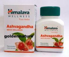 Himalaya Ashvagandha Herbal ashwagandha 600 tab. i #HimalayaHerbal