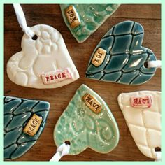 Love these. Would make nice magnets too - Cool necklaces!