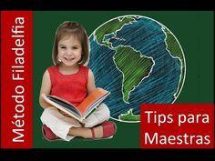 Método Filadelfia: Tips para nuevas maestras - YouTube