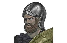 True Colors: Hannibal of Carthage, one of the greatest military strategists in history, is often depicted with much narrower features, but coins depicting Hannibal and his famous army of elephants leave little doubt about his African heritage. Ap World History, Black History, European History, African History, As Roma, Ancient Rome, Ancient History, Hannibal Barca, War Elephant