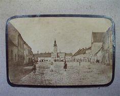 Masarykovo náměstí, před r. 1876-3