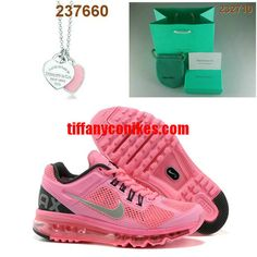 cheap for discount 6c1fa 55145 Hot Punch Love Necklace Tiffany and CO Black and Nike Air Max 2013