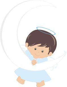 4shared - Ver todas las imágenes de la carpeta My 4shared Baby Pictures, Cute Pictures, Angel Cartoon, Baptism Cookies, Picture Templates, Paper Banners, Angel Crafts, First Holy Communion, Fairy Art