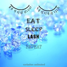 Lashes lashes lashes you can never have enough!!!