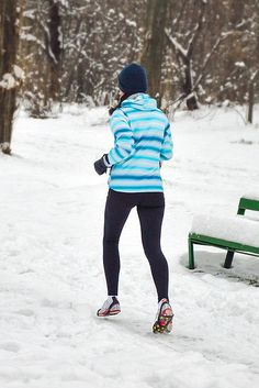 You don't have to fear Winter running. Here's all you need to know about running in the snow.