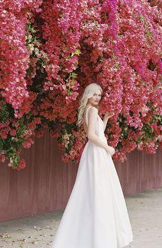 The Ashton gown, par