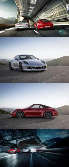 New Porsche 911 Carrera GTS Models || 430hp