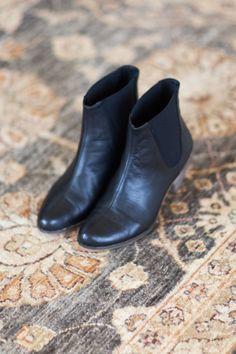 Emerson Fry  Black Lennon Boot