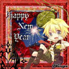 Happy New Year!!  Pandora hearts!