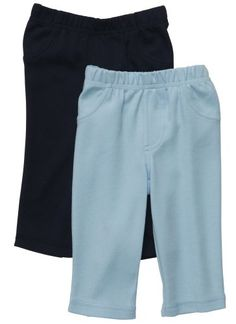 Carters Baby Boys 2Pack Pant   BlueNavy   3 Months * Click image to review more details.