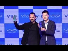 Aamir Khan launches 'Vivo V11 Pro' Mobile Phone. Aamir Khan, Interview, Product Launch, Phone, Music, Youtube, Fictional Characters, News, Musica