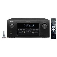 Denon AVR-4520CI Networking Home Theater Receiver with AirPlay