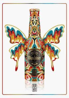 Warsteiner Art Collection: dalle gallerie alla bionda più amata, sei artisti per sei bottiglie da capolavoro