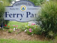 Historic Rocky Hill ~ Glastonbury Ferry - oldest continuously operating ferry in the US -- I have been on this, very cool :)